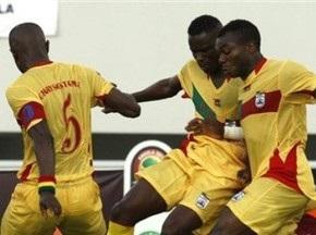 Бенин расформировал национальную сборную по футболу