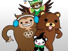Польские журналисты причислили Педомедведя к талисманам Олимпиады-2010