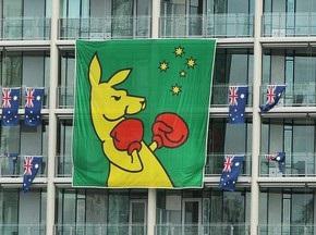 Австралийская символика спровоцировала первый скандал Олимпиады в Ванкувере