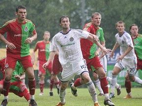 Динамо зіграє з Бернлі і Локомотивом