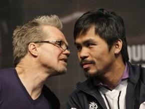 Тренер Пакьяо: Мейвезер перебоксирует Мозли, но это будет очень упорный бой