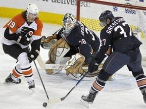 NHL: Эдмонтон вырвал победу у Филадельфии