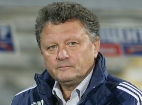 Завтра будет утвержден тренерский штаб сборной Украины