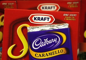 Руководство Cadbury подает в отставку после сделки с Kraft Foods