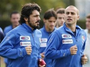 Збірна Італії зіграє три матчі перед ЧС-2010
