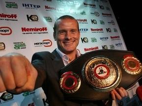 Узелков 29 мая получит шанс стать Чемпионом мира