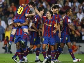 Барселона - найдорожча команда  світу