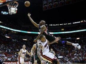 NBA: Олени берут Майами на рога