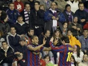 Примера: Севилья победила Валенсию, Атлетико уступил Малаге