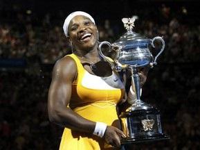 Серена Уильямс выигрывает свой пятый Australian Open