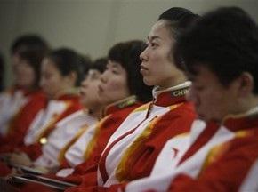 Китай отправляет в Ванкувер рекордное количество олимпийцев