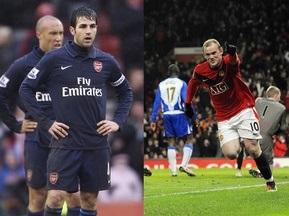 МЮ vs Арсенал: Анонс 24-го тура Чемпионата Англии