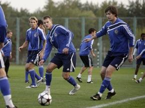 Динамо проведе чотири контрольні матчі в лютому