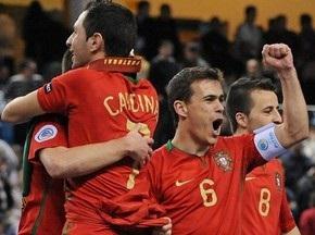 Мини-футбол: Португалия стала финалистом Чемпионата Европы