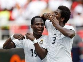 КАН-2010. Гана становится первым финалистом