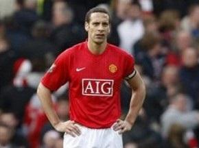 Фердинанда дискваліфікували на чотири матчі