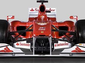Ferrari представила болід 2010-го року