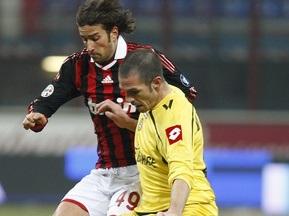 Милан вылетел из Кубка Италии