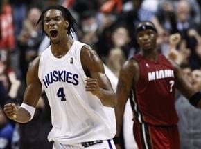 NBA: Северное сияние