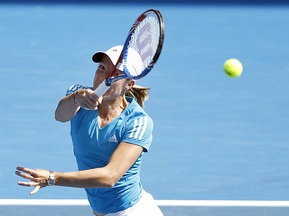 Australian Open: Энен встретится с Сереной Уильямс в финале