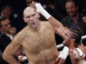Валуев: Не буду драться с Кличко за миллион