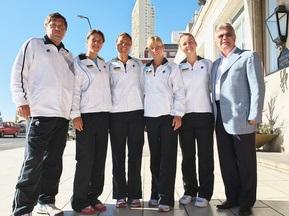 Кубок Федераций: Украина назвала состав на матч с итальянками