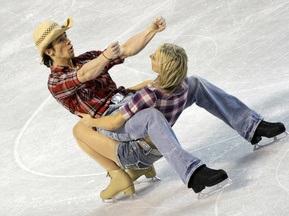 Фотогалерея: Передолімпійські танці на льоду