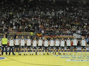 Європейські гандболісти вшанували пам ять Олега Великого хвилиною мовчання