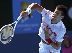 Australian Open: Джокович легко подолав четверте коло