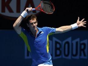 Мюррей без проблем выходит в 1/4 Australian Open