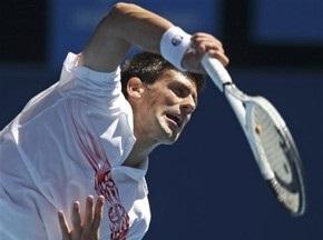 Australian Open: Джокович легко проходить Істоміна