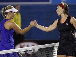 Australian Open-2010: Кузнецова с трудом выходит в четвертый круг