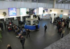 В прошлом году украинские авиакомпании существенно сократили перевозку пассажиров