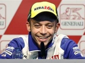 Валентино Росси отказался переходить в Формулу-1