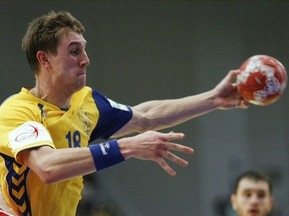 Гандбол: Украинцы потерпели второе поражение на Чемпионате Европы