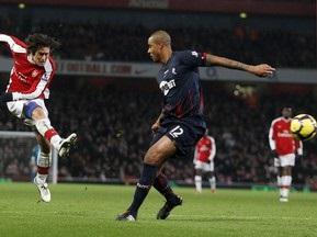 Английская Премьер-лига: Арсенал обогнал МЮ и Челси