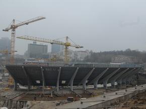 У лютому експерти УЄФА перевірять українські стадіони