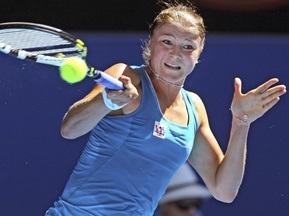 Сафіна вийшла до другого кола Australian Open