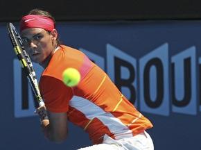 Australian Open: Надаль успешно преодолел второй раунд