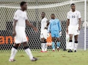 КАН-2010. Гана выходит в плей-офф
