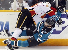 NHL: Сан-Хосе влаштував розгром Калгарі