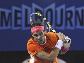 Australian Open: Надаль приступил к защите титула