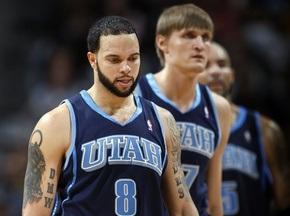 NBA: Юта не встояла перед натиском Денвера