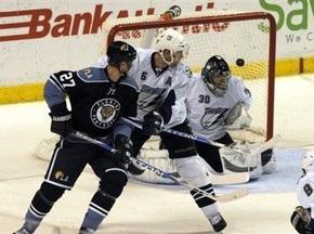 NHL: Пантеры разгромили Молний