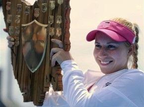 Олена Бондаренко виграє фінал Хобарт WTA
