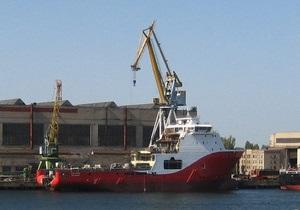 Херсонский судостроительный завод построил еще одно судно для норвежской компании