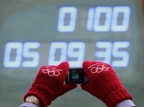 В Ванкувере сломались часы, отсчитывающие время до начала Олимпиады