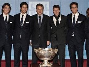 Теніс: Кубок Девіса можуть замінити Кубком світу