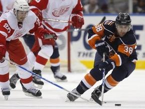 NHL: Айлендерс розгромили Детройт