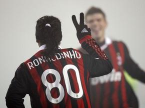 Роналдиньо ушел в загул после разгрома Ювентуса
